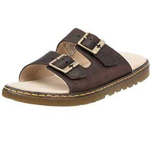 Dr. Martens Ada 2 Strap Side Lamper Leather Shoes
